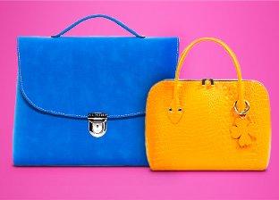 Almini Milano Handbags