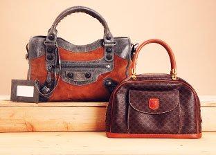 Balenciaga, Celine, Longchamp, Goyard & more Handbags