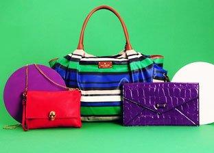 Alexander McQueen, Kate Spade, Judith Leiber & more Handbags