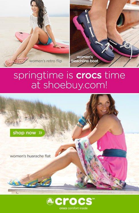 Shop the Crocs Collection!