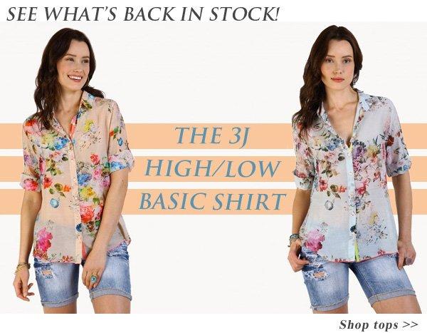 hi-lo basic back in stock
