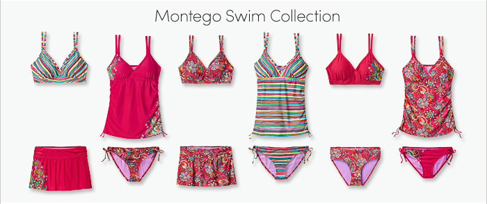 Montego Swim Collection