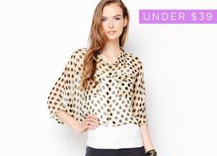 Wardrobe Essentials Sale Under $39