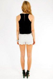 She's All Dot Shorts $33