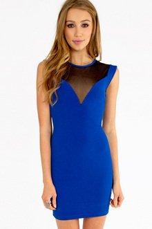 So Meshchievous Dress $26