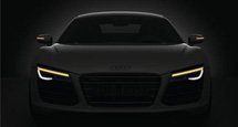 Experience the 2014 Audi R8 in action