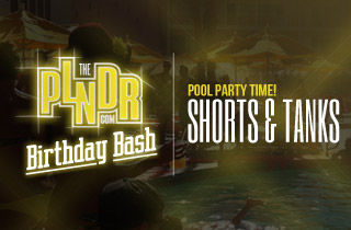 Pool Party Time!: Shorts & Tanks