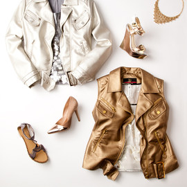 Style Guide: Metallics