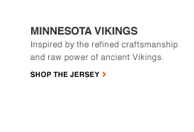 MINNESOTA VIKINGS | SHOP THE JERSEY