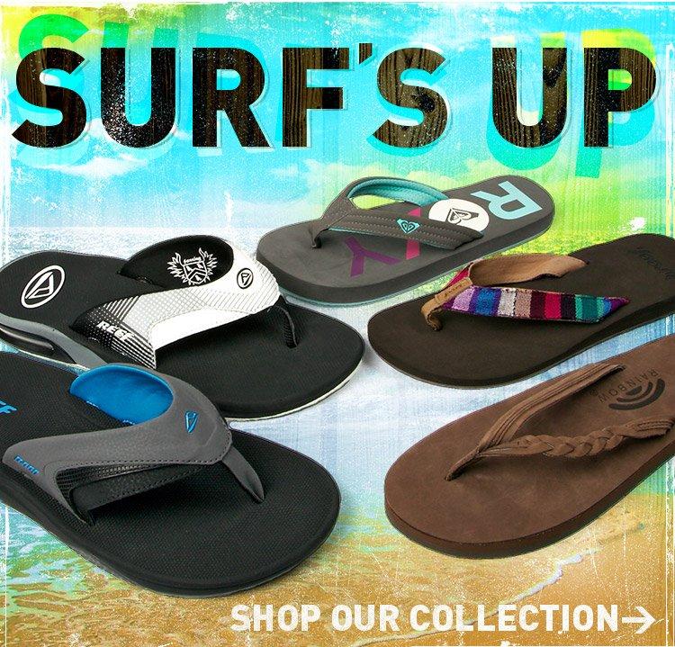 Shop Flip Flops.