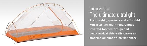 Marmot Pulsar 2P Ultralight Tent