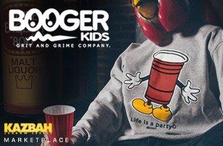 Marketplace: Booger Kids