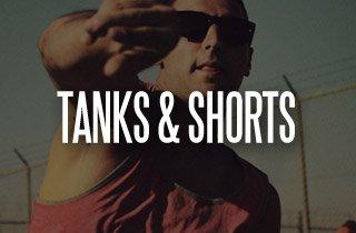 Tanks and Shorts