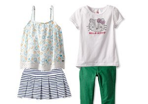 Cutey Couture: Girls' Tops & Bottoms