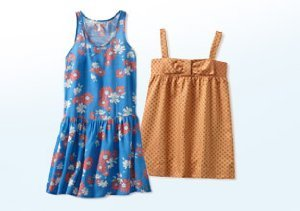 Color Collective: Girls' Spring Dresses