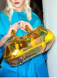 Why We're Obsessed With Clear Accessories For Spring