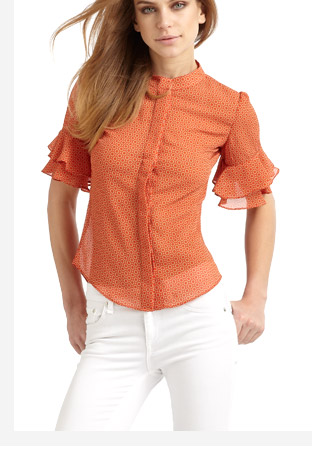 Up To 70% Off* Chic & Savvy Tops + Tees