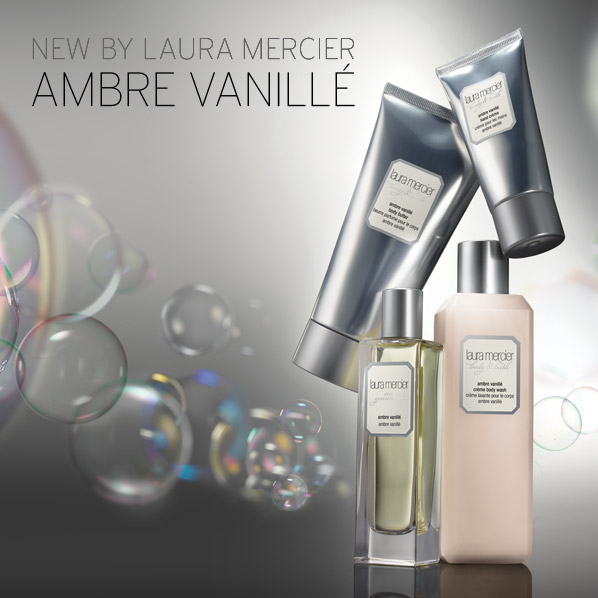 NEW BY LAURA MERCIER - AMBRE VANILLE