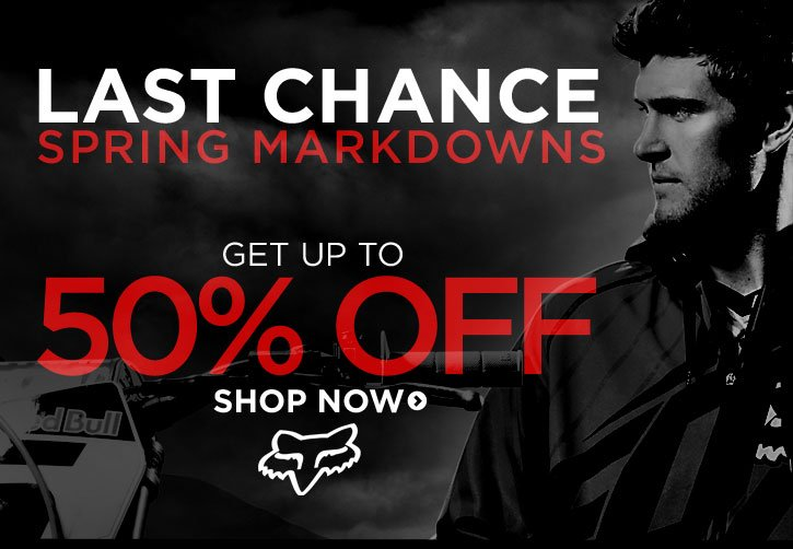 Last Chance Sale - Save up to 50%