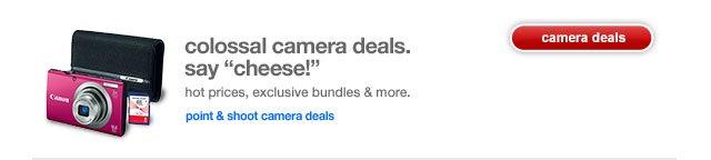 Coolest camera deals.