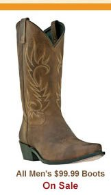 Shop Mens 99 DollarBoots