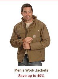 Shop Mens Work Jackets