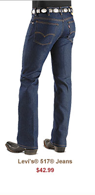 Shop Mens Levi 517 Jeans