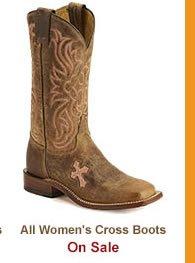 Shop Womens Cross Boots