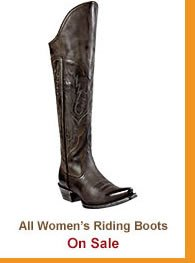 Shop Womens Riding Boots