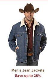 Shop Mens Jeans Jackets