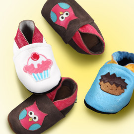 Tiny Kicks: Infant Booties