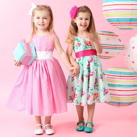 Birthday Party: Dresses & Accessories