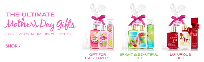 The Ultimate Mother's Day Gifts!