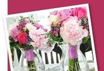 Personalized Affinity Wedding Reception  Vase