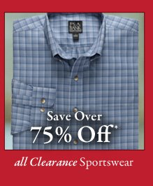 All Clearance Sportswear - Save Over 75% Off*