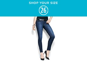 Denim: Size 26