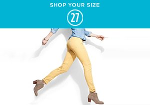 Denim: Size 27