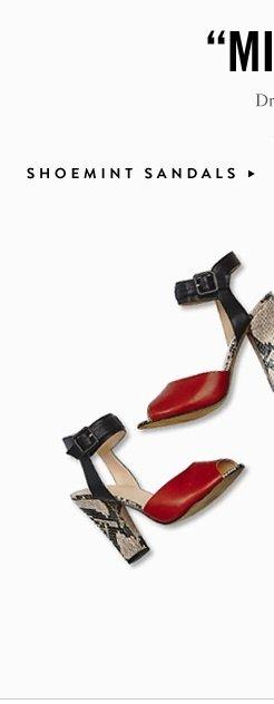ShoeMint Sandals Re