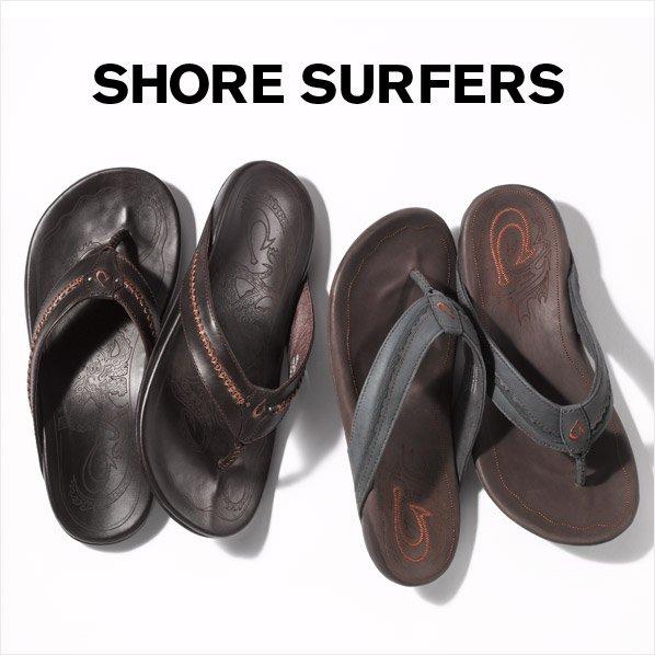 SHORE SURFERS