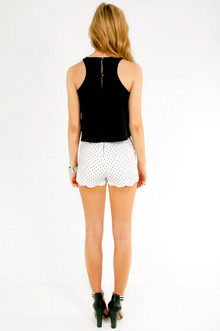 She's All Dot Shorts $33