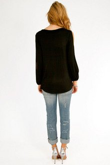 Vanna V-Neck Top $23