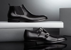 Sharp Shoes: Giorgio Armani, Florsheim & More