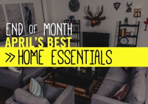 Shop Best of the Month: Home Essentials
