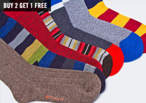 Shop Fresh Socks from Tretorn