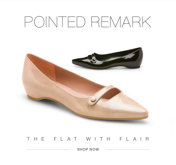 Pointed Remark