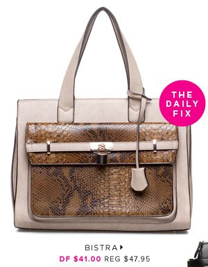 The Daily Fix: Bistra