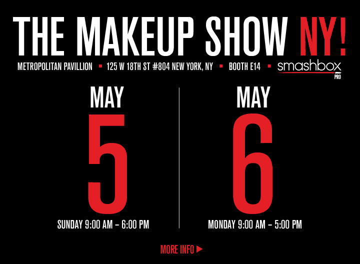 The Makeup Show New York!