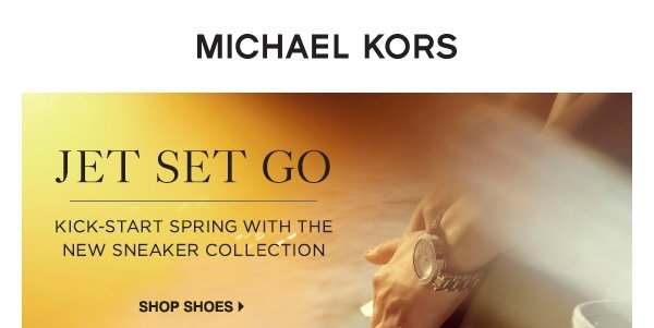 Kick-start spring with new sneakers from Michael Kors. Shop shoes.