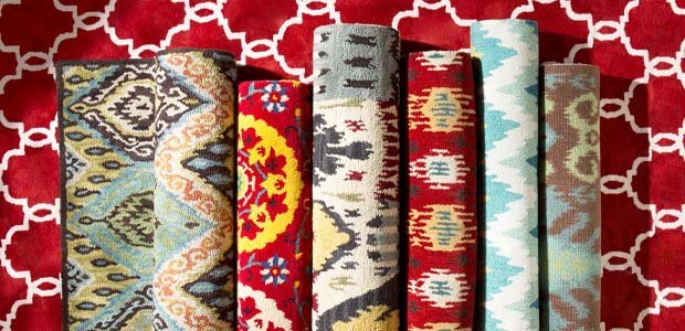 Fashion on the Floor: Rugs in Trending Prints