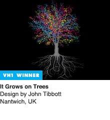 It Grows on Trees - Design by John Tibbott  / Nantwich, UK
